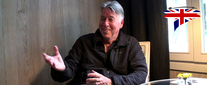 Interview with Alan Silvestri High-wire conversation over three decades