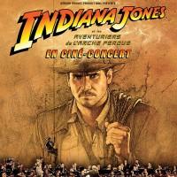Les Aventuriers de l'Arche Perdue en ciné-concert Indiana Jones est de retour en Europe, d'abord en Suisse puis en France, à Paris