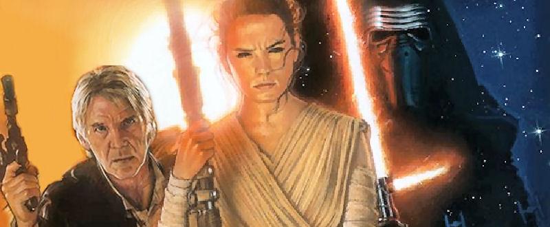 Star Wars: The Force Awakens (John Williams)