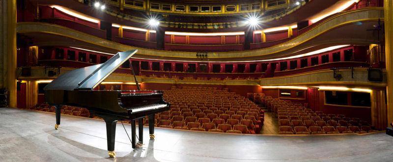 Un air de cinéma Jean-Claude Petit en concert au Théâtre des Champs-Élysées