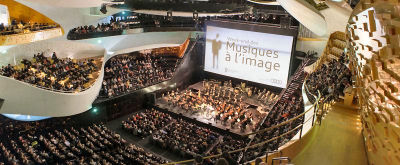 Audi Talent Awards : Alexandre Desplat La Philarmonie de Paris accueillait le compositeur à la tête du LSO