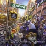Zootopia (Michael Giacchino) UnderScorama : Mars 2016