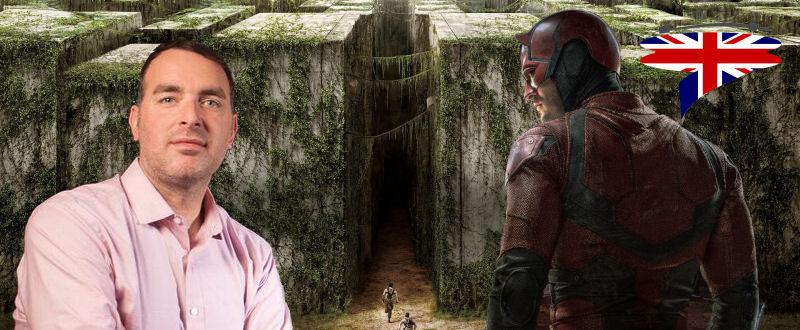 Interview with John Paesano Daredevil into the maze