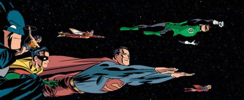 Justice League: The New Frontier Banner