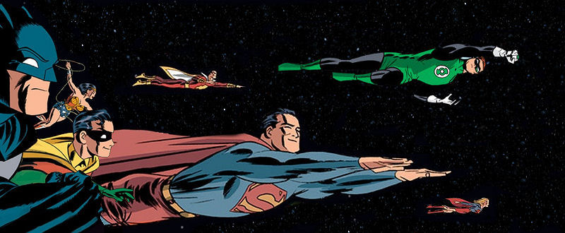 Justice League: The New Frontier (Kevin Manthei)