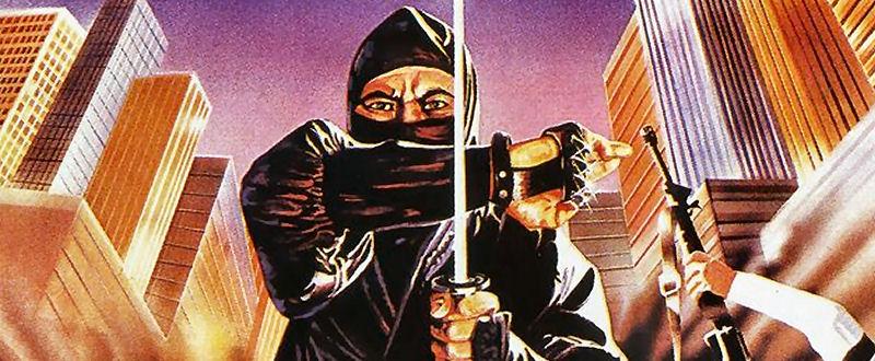 Revenge Of The Ninja (Robert J. Walsh)