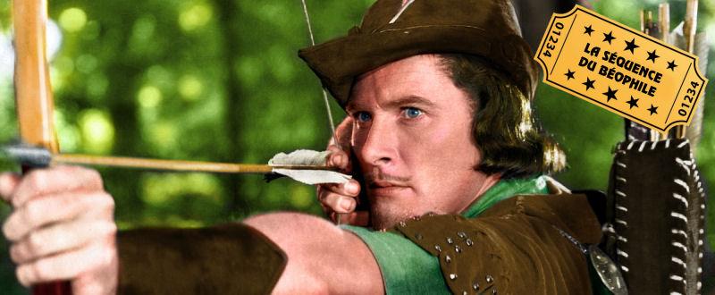 The Aventures Of Robin Hood (Erich Wolfgang Korngold) La rose et la flèche