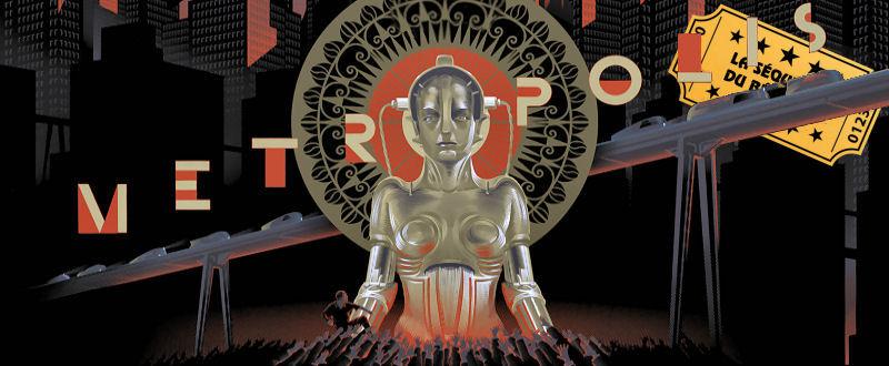 Metropolis (Gottfried Huppertz) Gods and monsters