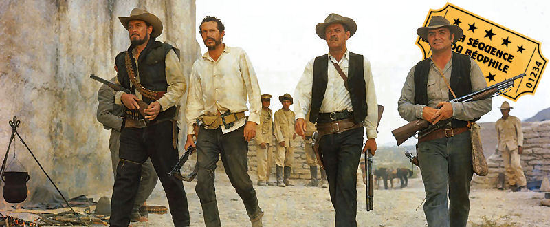 The Wild Bunch (Jerry Fielding) No country for old men
