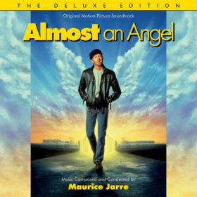 Almost An Angel Cover