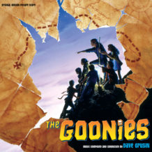 Goonies (The) (Dave Grusin) UnderScorama : Avril 2018