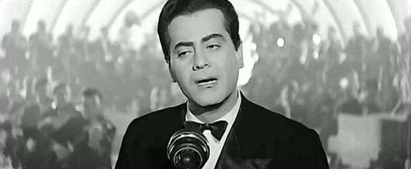 L'Âge d'Or de la comédie musicale égyptienne #4 : Farid al Atrache, le chanteur au coeur triste