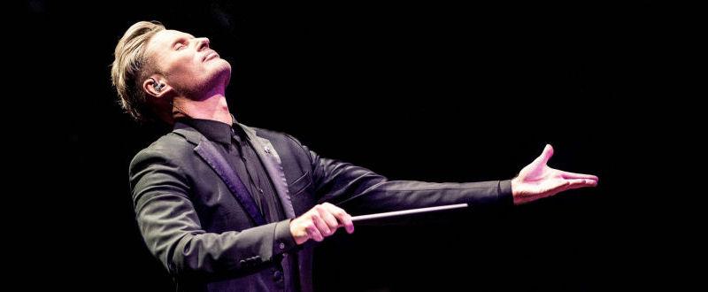 Un beau gosse au Royal Festival Hall Brian Tyler était en concert à Londres le 25 octobre dernier