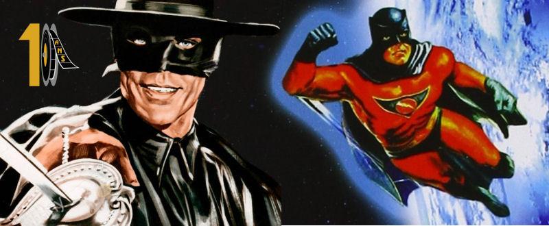 El Zorro / Supersonic Man (Gino Peguri)