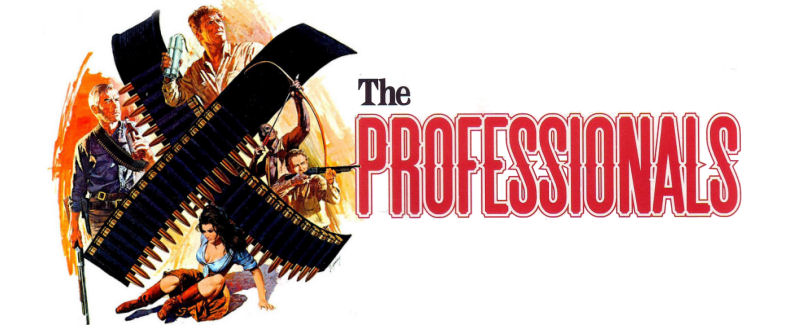 The Professionals (Maurice Jarre)