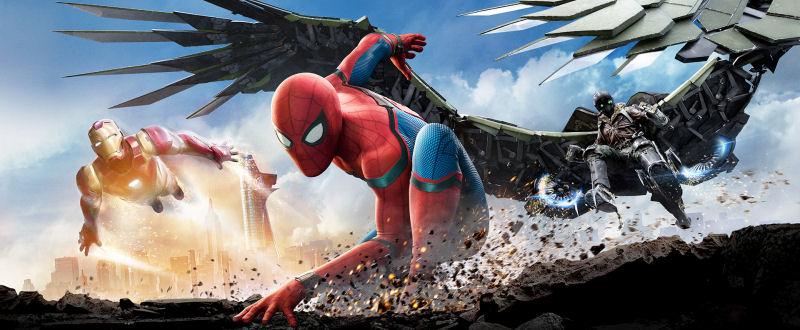 Spider-Man: Homecoming (Michael Giacchino) Arac Attack