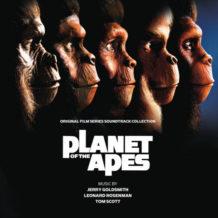 Planet Of the Apes Collection (Jerry Goldsmith, Leonard Rosenman & Tom Scott) UnderScorama : Septembre 2019