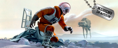 Star Wars - The Empire Strikes Back Banner