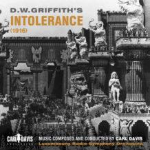 Intolerance (Carl Davis) UnderScorama : Septembre 2019