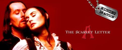 Scarlet Letter Banner