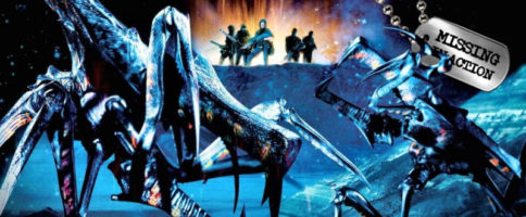 Starship Troopers Banner