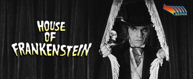 House Of Frankenstein (Hans J. Salter & Paul Dessau)