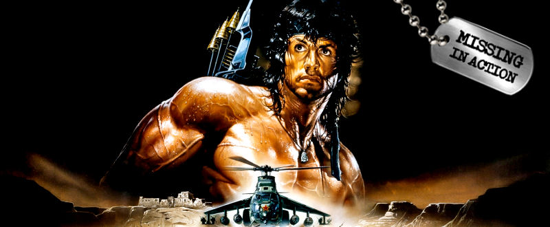 Rambo III (Jerry Goldsmith)   Missing in Action #5