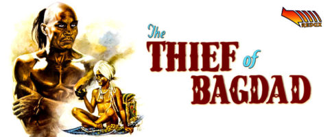 The Thief Of Bagdad Banner