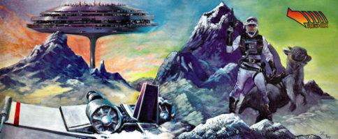 The Empire Strikes Back Banner