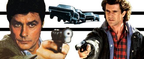 Trois Hommes à Abattre - Lethal Weapon 2 Banner