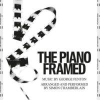 The Piano Framed