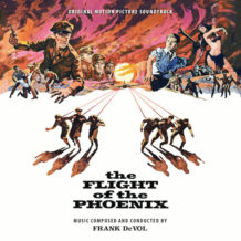 Flight Of The Phoenix (The) (Frank DeVol) UnderScorama : Avril 2021