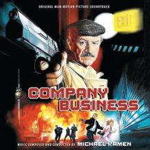 Company Business (Michael Kamen) UnderScorama : Juillet 2021