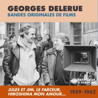 Georges Delerue - Bandes Originales de Films 1959-1962 Cover