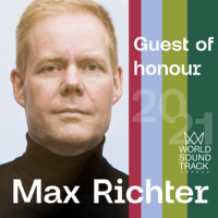 World Soundtrack Awards: Max Richter invité d'honneur Le Festival de Gand accueillera le compositeur le 23 octobre de cette année