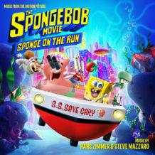 SpongeBob Movie: Sponge On The Run (The) (Hans Zimmer & Steve Mazzaro) UnderScorama : Mai 2021