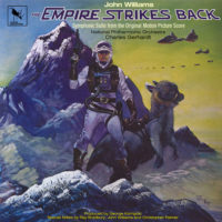 Star Wars - The Empire Strikes Back Cover