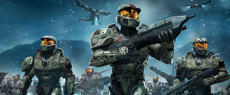 Halo Wars (Stephen Rippy)
