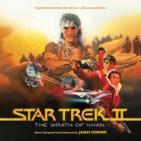 Star Trek II: The Wrath Of Khan (James Horner) UnderScorama : Septembre 2021