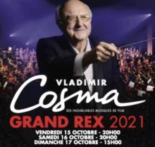 Vladimir Cosma en concert au Grand Rex… encore !