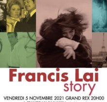 Francis Lai : l'histoire d'amour continue à Paris !
