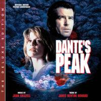 Dante's Peak (John Frizzell & James Newton Howard) UnderScorama : Septembre 2021