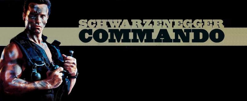 Commando (James Horner) John Matrix Reloaded